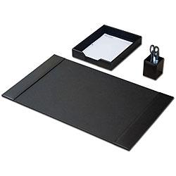 Dacasso Econo-line 3-piece Desk Set