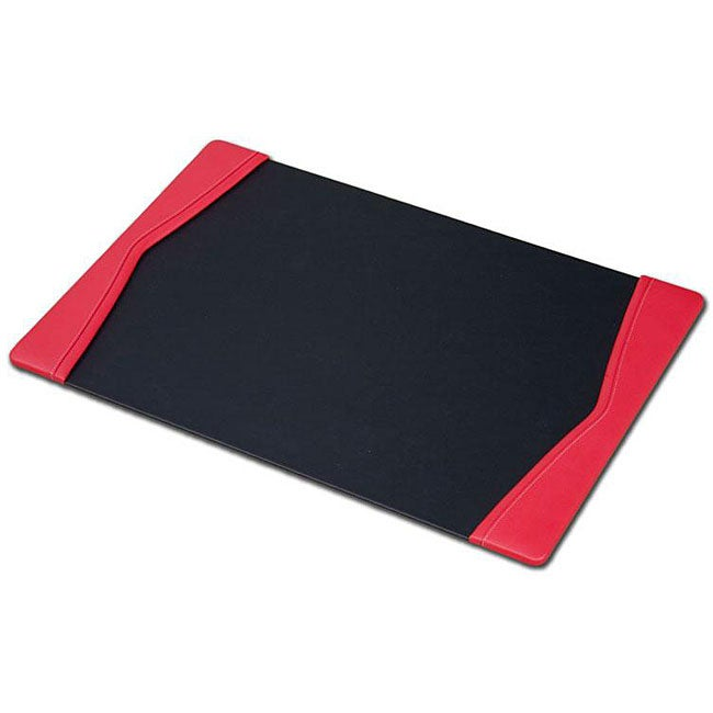 Dacasso Red Leather Desk Pad