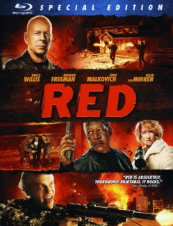 Red (Special Edition) (Blu-ray Disc)