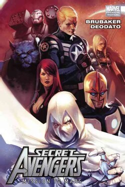 Secret Avengers 1: Mission to Mars (Paperback)