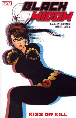 Black Widow: Kiss or Kill (Paperback)