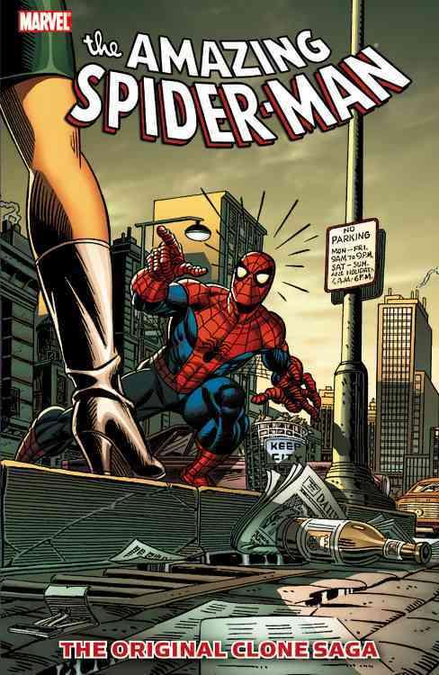 Spider-man : the Original Clone Saga: The Original Clone Saga (Paperback)