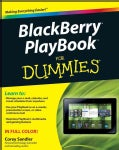 BlackBerry PlayBook for Dummies (Paperback)