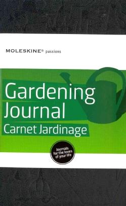 Moleskine Passions Gardening Journal: Carnet Jardinage (Notebook / blank book)