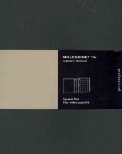 Moleskine Folio Professional Squared Pad (Notebook / blank book)