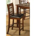 Cabernet Splendor Counter Stools (Set of 2)