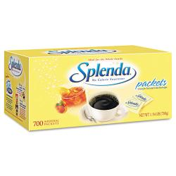 Splenda No Calorie Sweetener Packets