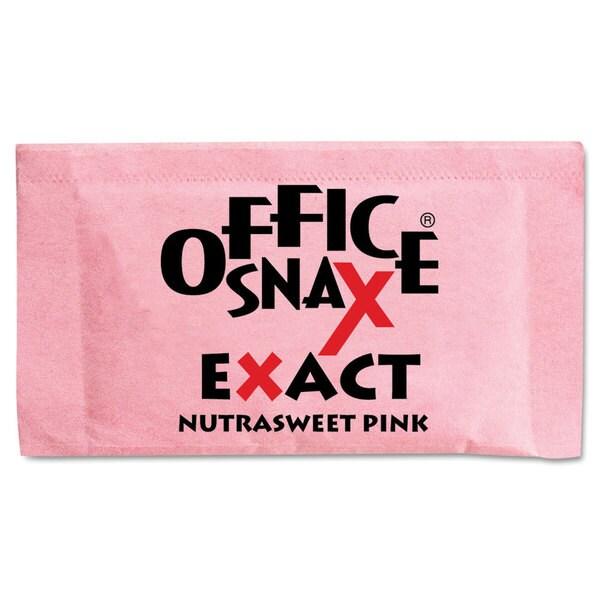 Office Snax Nutrasweet Pink Sweetener