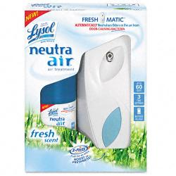 Reckitt Benckiser 6.2-oz Aerosol Neutra Air Freshmatic Starter Kit