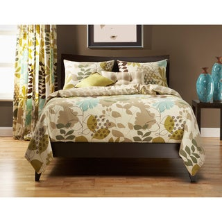 English Garden 6-piece Duvet Cover and Insert Set