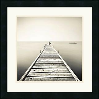 Marcin Stawiarz 'Waiting...' Framed Art Print