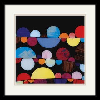 Rex Ray 'Bauble (detail) ' Framed Art Print