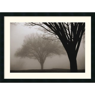 David Lorenz Winston 'Memories of Winter' Framed Art Print