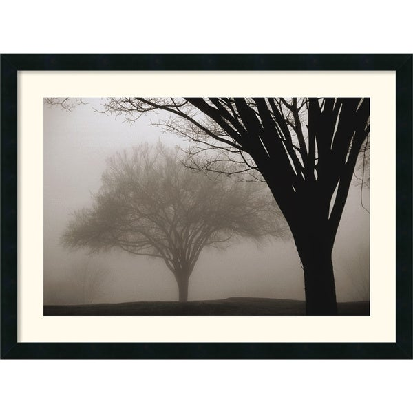 David Lorenz Winston 'Memories of Winter' Framed Art Print