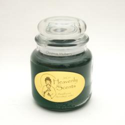 J & G's Heavenly Scents 16-oz Evergreen Mulberry Candle