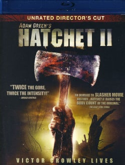 Hatchet 2 (Blu-ray Disc)