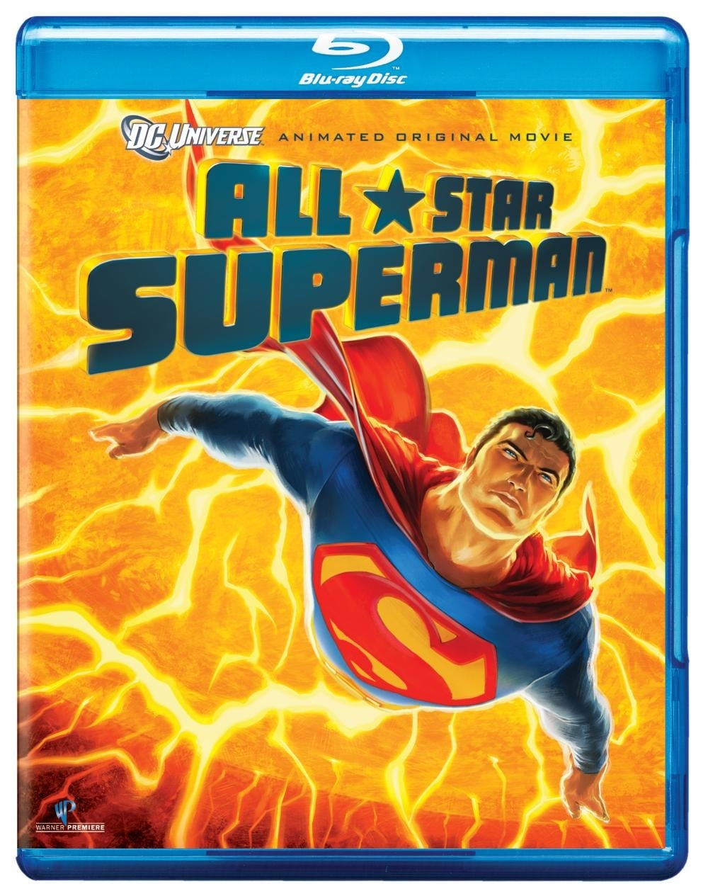All-Star Superman (Blu-ray/DVD)