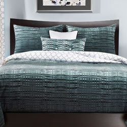 Interweave 6-piece Duvet Cover and Insert Set