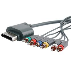Component HD AV Cable for Microsoft Xbox 360