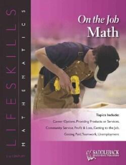 On the Job Math (Paperback)