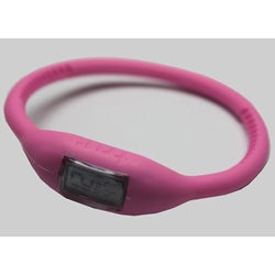 TRU: Bubble Gum Silicone Band Sports Watch