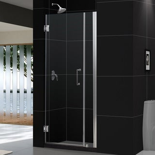 DreamLine UNIDOOR Frameless Shower Door 33-37 W x 72 H