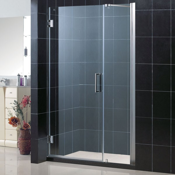 Dreamline Unidoor Frameless 47 48 Inch Wide Adjustable