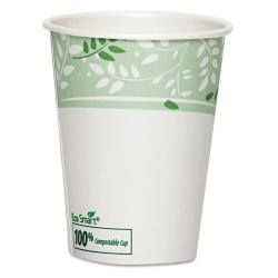 Dixie Eco Smart PLA-lined Hot 9-oz Paper Cups