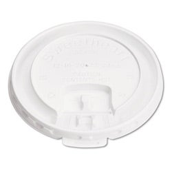 Solo 10-ounce Hot Cup Lids (Case of 1,000)