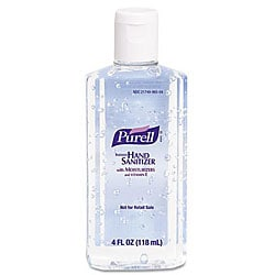 Purell Instant 4-oz Hand Sanitizer Bottles