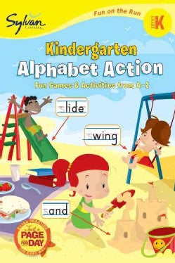Kindergarten Alphabet Action (Paperback)