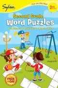 Second Grade Word Puzzles (Paperback)
