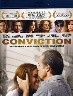 Conviction (Blu-ray Disc)