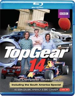 Top Gear: The Complete Season 14 (Blu-ray Disc)