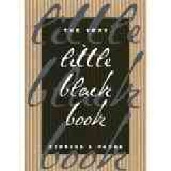 The Very Little Black Book Refrigerator Magnet Books: Address & Phone (Hardcover)