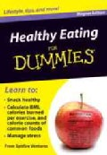 Healthy Eating for Dummies Refrigerator Magnet Books (Hardcover)
