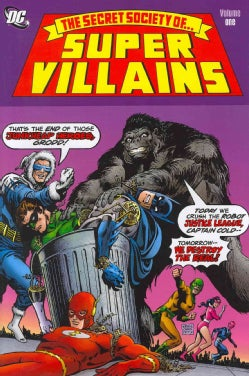 The Secret Society of Super-Villains 1 (Hardcover)