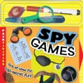 Spy Games: Pack-tivities (Hardcover)