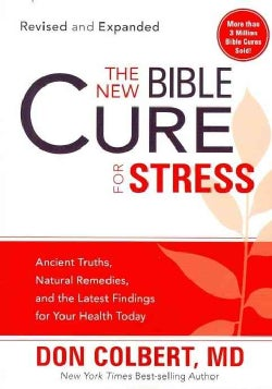 The New Bible Cure for Stress (Paperback)