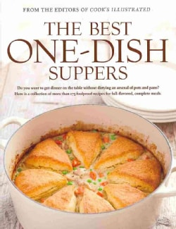 The Best One Dish Suppers: A Best Recipe Classic (Hardcover)