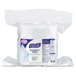 Purell Sanitizing Wipes (Case of 2,400)