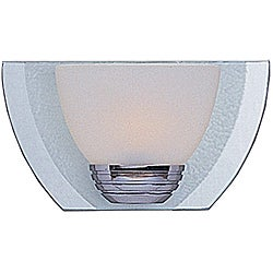 South Beach Chrome 1-light Wall Sconce