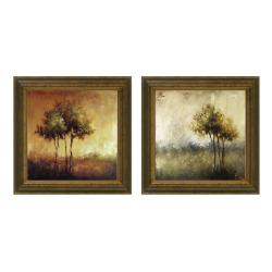 Tracey Lane 'Refuge' Framed 2-piece Art Set