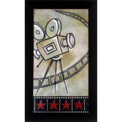 Georgie 'Camera' Framed Wall Art