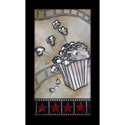 Georgie 'Popcorn' Framed Wall Art