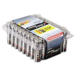 Rayovac Ultra Pro Alkaline AA Batteries (Case of 48)