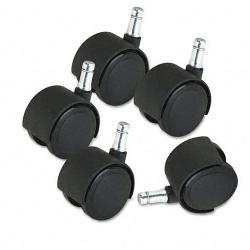 Master Caster 2-inch Deluxe Hooded Casters