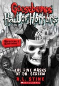 The Five Masks of Dr. Screem (Paperback)