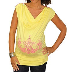 Peace, Love & [Bump] Creation Maternity Top
