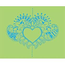 Peace, Love & [Bump] Unity Maternity Top